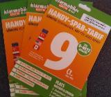 3 Prepaid Karten von Klarmobil - Cuxhaven