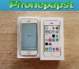Apple iPhone 5s - 16 GB - Silber   Gewährleistung - GEB-1874 - Friesoythe