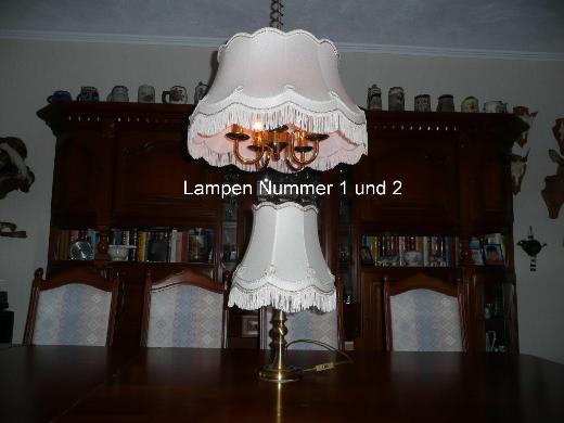 Div. Wohnl.-lampen  für 5,00€ p.Stück  abzugeben - Bremen