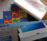 Geschäftsauflösung: Laminiergerät für DIN A3, Druckerpapier, 200g/m2, A3 - Barnstorf