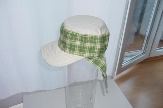 Mütze mit Nackenschutz Gr.: 3 (49-51 Kopfumfang) - Bremen