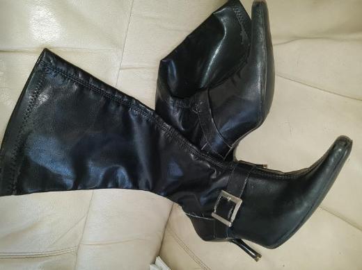 Lieblings Stiefel schwarz Gr. 36 - Rotenburg (Wümme)
