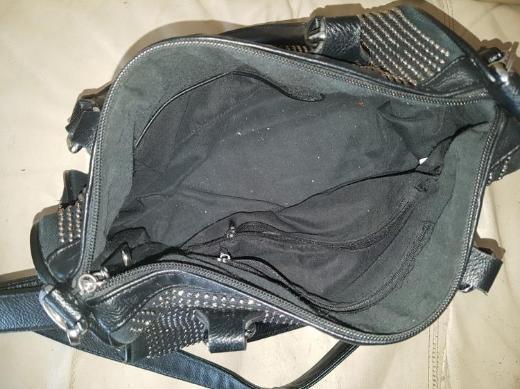 Damen Glitzer Steinchen Handtasche - Rotenburg (Wümme)