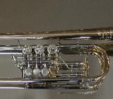 J. Scherzer Profi Konzert -Trompete in B, Kölner Modell Ref. 8219W-L Claudio Roditi