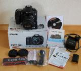 Kamera Spiegelreflex Canon EOS 60D Kit mit EF-S 18-55mm