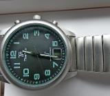 Neue Unisex-Marken-FUNK-Armbanduhr mit Flexo-Gliederarmband und Bedienanleitung in OVP - Diepholz
