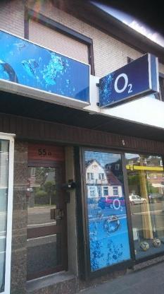 o2 Shop Geschäftsverkauf Firmenverkauf wegen Krankheit