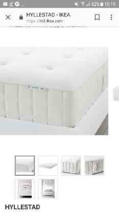 Ikea Matratze 140x200