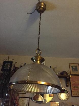 Deckenlampe (Messing) - Bremen
