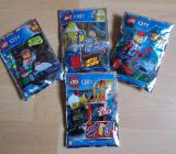 4 Pakete Lego City NEU ! - Edewecht