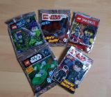 5 Pakete Lego Star Wars / Nexo Knights / Ninjago NEU ! - Edewecht