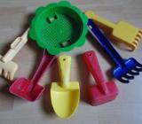 Sandkasten Spielzeug Set - Edewecht