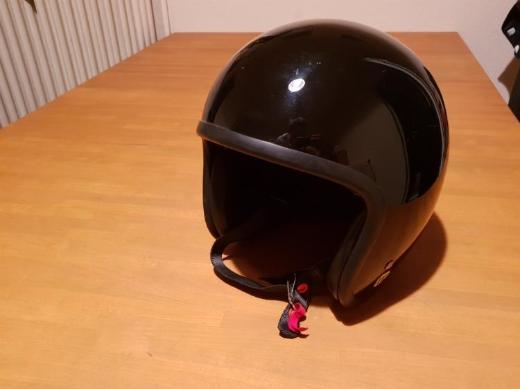 Motorradhelm Größe XXL von nexo wie neu