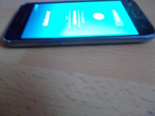 Samsung J1 Black 2016 ( 8 GB ) mit Zubehör - Edewecht