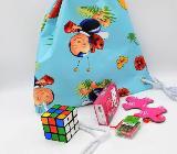 Schultasche,Kindertasche,Kindergarten,Maikäfer,Turnbeutel,Sportbeutel,Sporttasche,Wachstuch,Weekender,Kindergartentasche - Stuhr