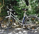 Hercules Damen-Fahrrad, 26er Rahmen - Bremen