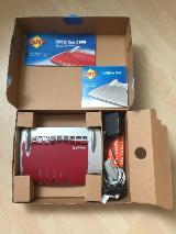 FRITZ!Box 7390 Fon Wlan Router -neuwertig-