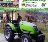 40 PS Allrad Traktor Schlepper TPS Tuber 40 TOP- Angebot! - Ganderkesee