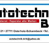 Reinigungskraft für unsere KFZ Werkstatt - Osterholz-Scharmbeck