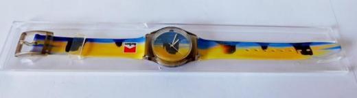 "Coole, leichte ""Sommer""-Armbanduhr, Batterie neu, Zustand top! - Diepholz"
