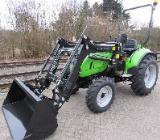 Allradtraktor 40 PS Schlepper Trecker Saisonangebot TPS Tuber 40 - Ganderkesee