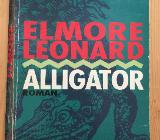 Alligator - Thriller - Elmore Leonard - Bremen
