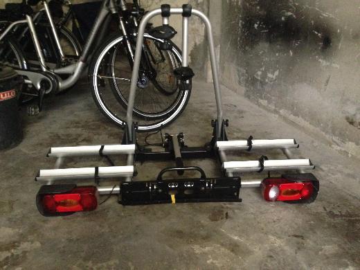 Fahrradkupplungsanhänger