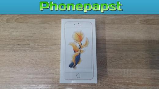 Apple iPhone 6S - 16 GB - Spacegrey   Gewährleistung - GEB-1934 - Friesoythe
