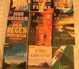 9 spannende Taschenbücher von John Grisham - Bremen