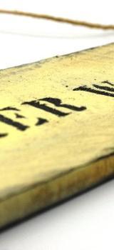 Holzschild Hier wache ich,Hundeschild,Hundewarnung,Warnung vor dem HundGartenschild,Türschild,Sommerdeko,Holzschild,Holzdeko,Wanddeko,Türschild,Gartendeko,Wanddekoration,Strandkorb,Schiff,Wohnwagen,Wohnmobil - Bremen
