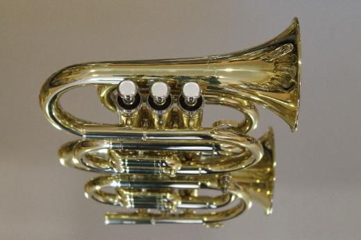 Neuw. Jupiter B - Taschentrompete, Mod. JTP 416-L inkl. Koffer und Mundstück - Bremen Mitte