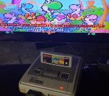*PORTOFREI*//Snes-Konsole Zubehör und Spiel/Nintendo - Bremen