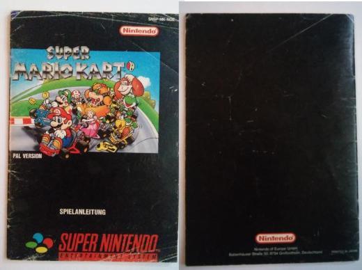 Snes - Anleitungen-Donkey Kong Country;Donkey Kong Country;Super Mario Kart.... - Bremen