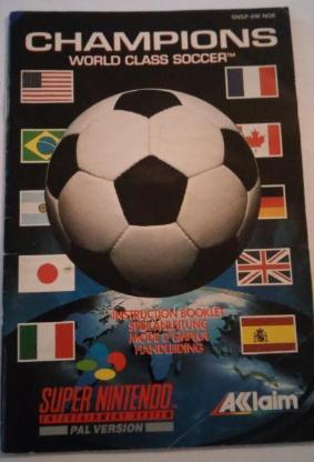 Snes - Anleitungen;Hull-Hockey 95;World Class Soccer;FIFA 97 ;NHL 97... - Bremen