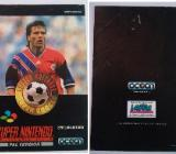 Snes - Anleitungen;Super Soccer;Plok;; Mario World;Snes-Anleitung;Ardy Light Foot.... - Bremen