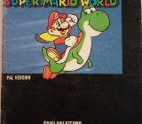 Snes - Anleitungen;Super Soccer;Plok;; Mario World;Snes-Anleitung;Ardy Light Foot.... - Bremen