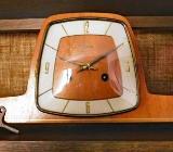"""""""Dugena"""" Buffet-Uhr, Echtholz, Gong, 2 Schlüssel, in top Zustand! - Diepholz"""