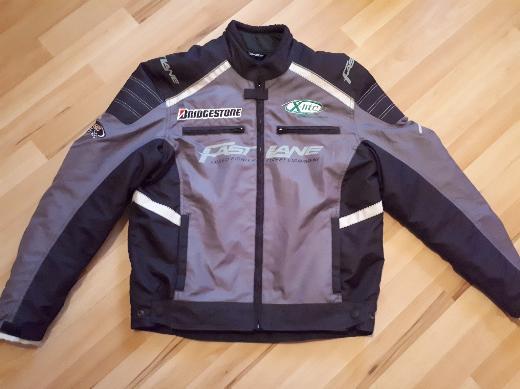 Motorradjacke Gr. L von FASTLANE