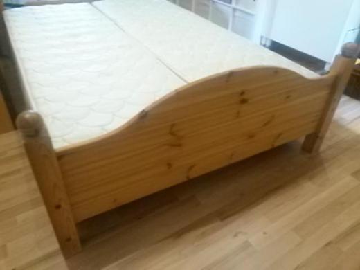 Doppelbett / Gästebett zu verkaufen - Delmenhorst
