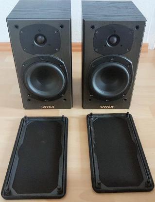 Tannoy Mercury M1-B/Eye Lautsprecher 2 Wege System Made in U.K. - Verden (Aller)