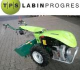 Einachser 8,5 PS Diesel Schlüsselstarter Diff AHK Special Green - Ganderkesee