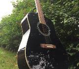 Western Gitarre gebraucht hat einen guten Klang - Langwedel (Weser)