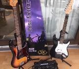 E-Gitarren plus Verstärker zu verkaufen - Verden (Aller)