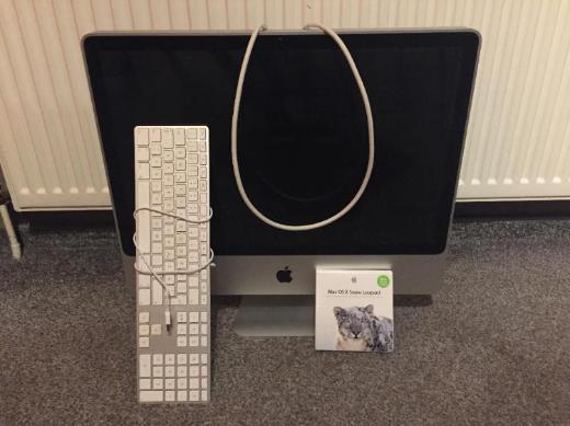 "Apple iMac 24"" - Bremen"