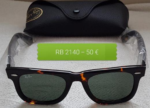 Ray • Ban Sonnenbrillen 100% Original, ungetragen ! - Bremen