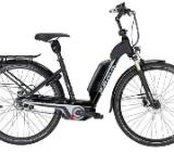 "ZEMO - ZE-8R Damen Wave E-Bike 26"" 45cm 25 km/h schwarz 2017 - Friesoythe"