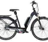 "ZEMO - ZE-8R Damen E-Bike 26"" 45cm 8-Gang schwarz 2017 - Friesoythe"