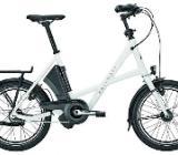 Kalkhoff - Sahel Compact Impulse 8R Unisex E-Bike weiß 2014 - Friesoythe