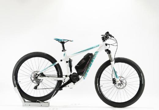 "Focus - Thron DNA 1.0 Herren E-Bike MTB 27"" 44cm weiß 2015 - Friesoythe"