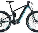 "Focus - Jam 2 Plus MTB E-Bike 27,5"" 47cm schwarz-matt 2017 - Friesoythe"